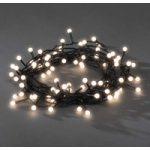Minilyskæde LED til udendørs brug, 80 lk., 11,32 m