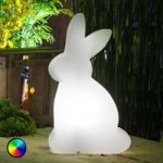 50 cm – LED-dekorationslampe Shining Rabbit
