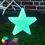 Shining Star 100 LED-udendørs deko-lampe, RGB 1
