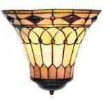 MEDUSA væglampe i Tiffany stil