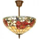 FINNA – loftslampe i Tiffany stil