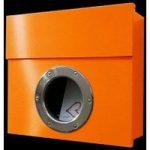 Designer brevkasse Letterman I, orange