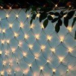 EMILIA LED-lysnet 1,5 x 1 m