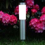 Cylindrisk formet LED jordspydslampe Freya