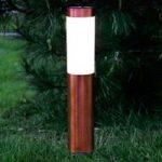 Freya – smuk LED jordspydslampe i kobber design