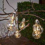 Glow – klar lyskæde med solenergi