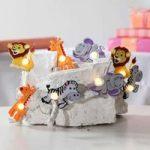 Zoolight LED-lyskæde, batteridrevet