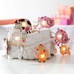 Med hjemlige dyr – LED-lyskæde Zoolight