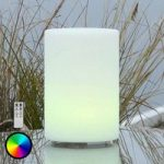 LED-dekorationslampe Twilights med fjernbetjening