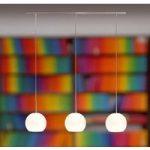 Hængelampe BALL med 3 lyskilder