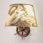Nautica, maritim væglampe, 1 lyskilde, 30 cm