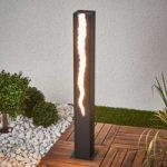 El Rayo – LED-vejlampe, stråler til en side