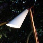 Pit Out dekorationslampe til udendørs brug, hvid