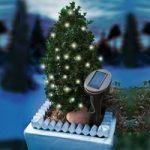 Solcelle-LED-lyskæde med 24 lys, 700 cm lang