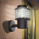 Florenz LED-ydervægslampe