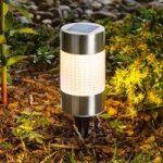 Smart LED-solcellelampe Puc Light
