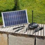 Pumpesystemet Roma – solcelle drevet