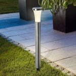 Tower Light – LED-solcellelampe med jordspyd