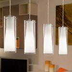 Variabel PINTO spisebordslampe med 4 lys