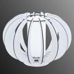 Stellato dekorativ designet bordlampe
