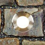 Rustfrit stål – LED-nedgravningslampe LED-18