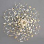 Fantastisk NADJA loftlampe, klar, 60 cm