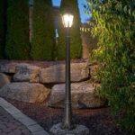 IP55 – LED lysepæl Artu Rut – saltvandsresistent