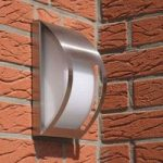 Attraktiv udendørs væglampe 436