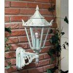 Udendørs væglampe 748 W i herregårdsstil