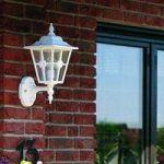 Attraktiv udendørs væglampe 763 W