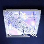 Moderne LED-loftslampe SPINOSA
