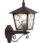 Opadrettet udendørs væglampe ROBUSTE