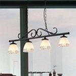 Antikt virkende hængelampe ROMA