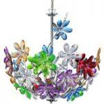 Hængelampen Flower for en skøn lysvirkning