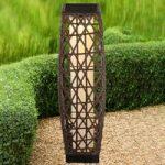 Talora – deko-solcellelampe til terrassen, 69 cm