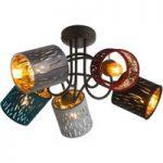Loftlampe Ticon med 5 lyskilder i moderne look