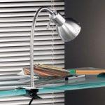 Bordlampe PITT med klemme