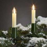 Lyskæde udendørs m. LED filamentpærer 30 lyskilder