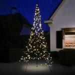 Fairybell® juletræ med midterstang, 3 m 360 LED'er