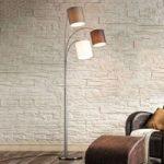 Gulvlampe Shine-Loft Modular 4 med tre lyskilder