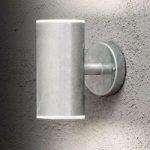 Robust udendørs væglampe Ull LED – IP54, dæmpbar