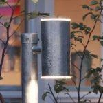 Galvaniseret vejlampe Ull LED – IP54, dæmpbar