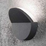 Matera – opad lysende LED udendørs væglampe