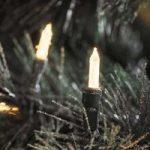LED minilyskæde t. ude brug, LED, med 80 lys, 20 m