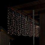 Mikro-lysgardin, 400 lyskilder, udendørs brug
