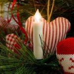 Ekstra sæt, LED-juletræslys kabelløs, 5 lyskilder