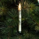 Ekstra sæt 18 cm, juletræslys LED, 5 lyskilder