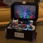 Musikalsk ur Børn med LED-lys og musik