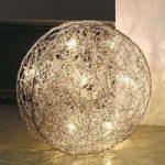 Designer gulvlampe Rotola, 40 cm diameter