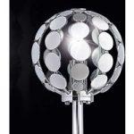 SFERA eksklusiv væglampe, sort holder